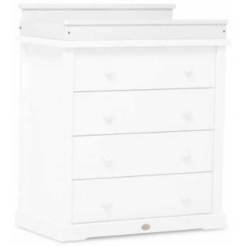 Boori Squared Change Tray for 3 Drawer Chest White