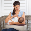 Milk Bar Breast Feeding Pillow Sage