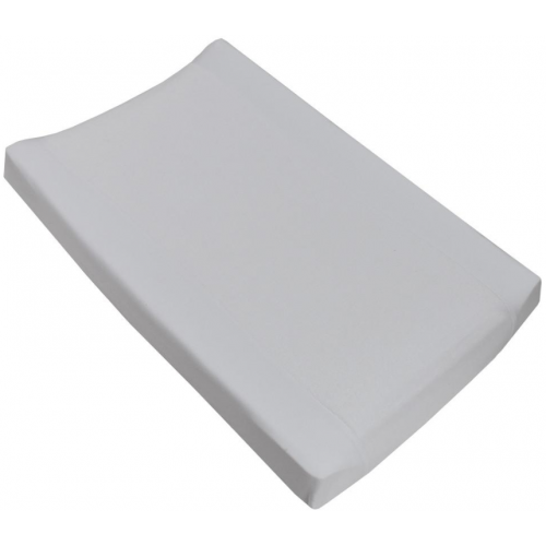 Living Textiles Jersey Change Pad Cover White Towelling