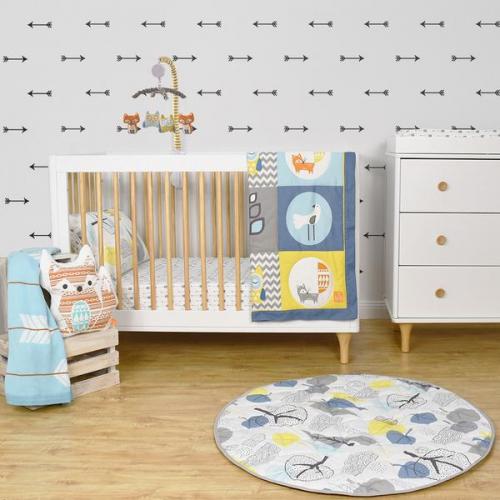Lolli Living 4pc Nursery Set Woods