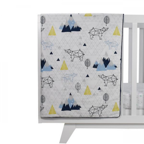 Lolli Living All Seasons Cot Quilt Traveller