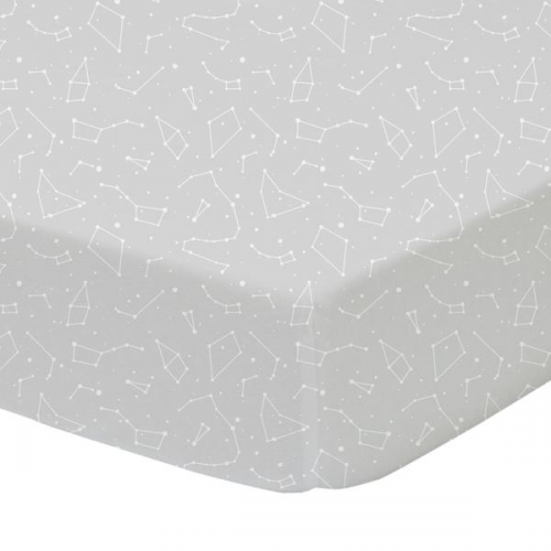 Lolli Living Cot Fitted Sheet Constellations