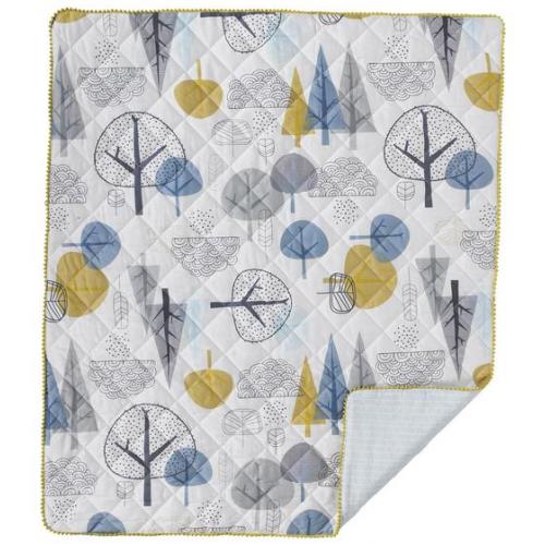 Lolli Living Cot Comforter Woods