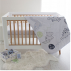 Bubba Blue Cot Quilt Cover with Duvet Jurassic Dinosaur