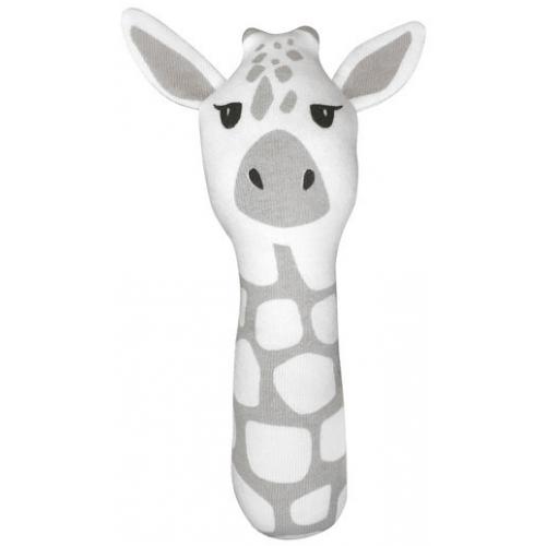 Mister Fly Stick Rattle Giraffe