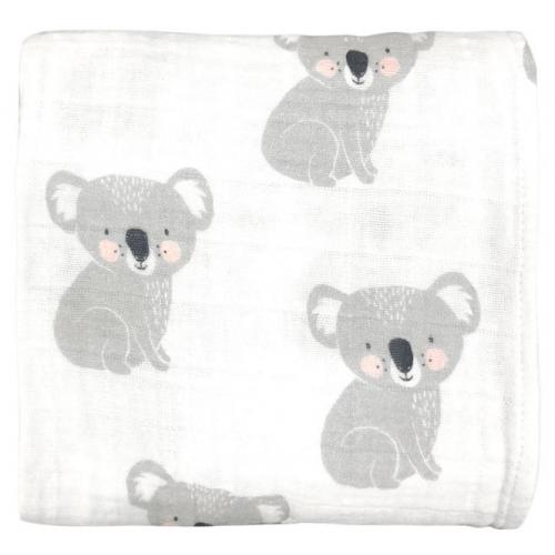 Mister Fly Muslin Wrap Koala