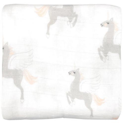Mister Fly Muslin Wrap Unicorn