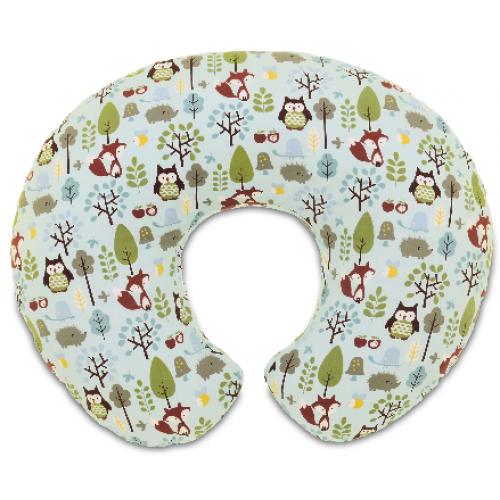 Chicco Boppy Feeding Pillow Woodsie