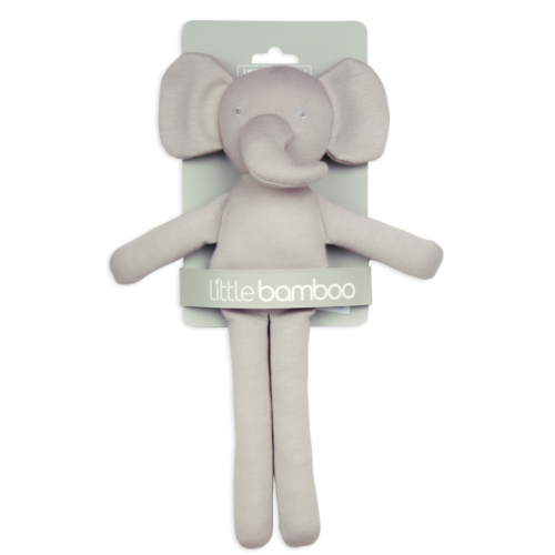 Little Bamboo Jersey Toy Evan Elephant