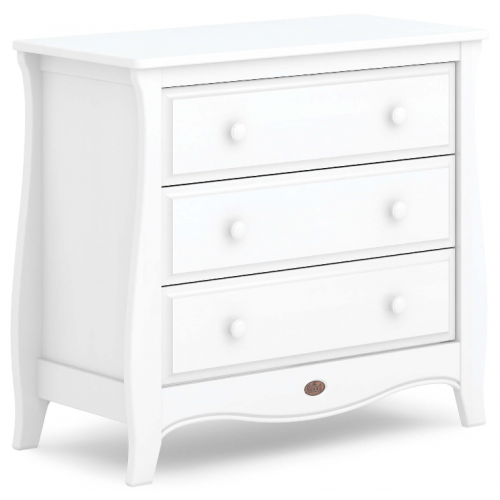 Boori Sleigh 3 Drawer Chest Barley
