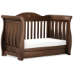 Boori Sleigh Royale Cot Coffee