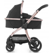 Babystyle Egg Stroller Diamond Black Special Edition