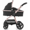 Babystyle Egg Carry Cot Diamond Black