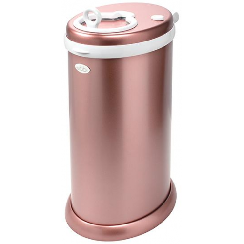 Ubbi Diaper Pail Chrome