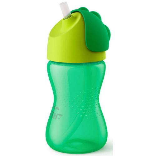 Avent Straw Cups Green