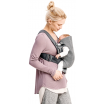 Baby Bjorn Mini Carrier 3D Jersey Light Grey