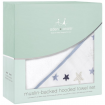 Aden Anais Muslin Backed Hooded Towel Set Rockstar