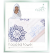 Aden Anais Hooded Towel Pretty Pink