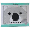 Bubba Blue Novelty Hooded Bath Towel Koala