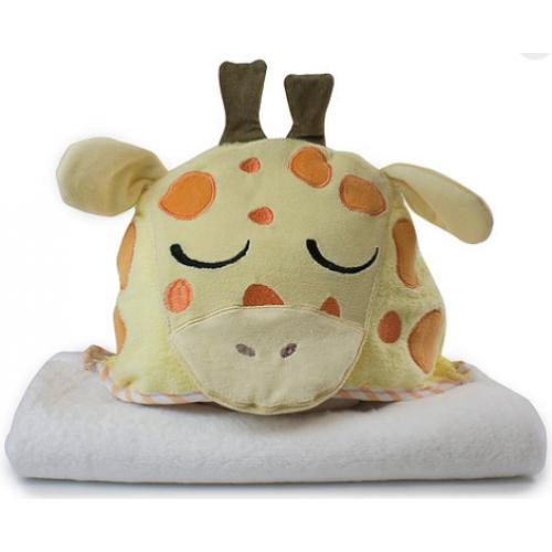 Bubba Blue Novelty Hooded Bath Towel Giraffe