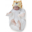 Bubba Blue Novelty Hooded Bath Towel Lion