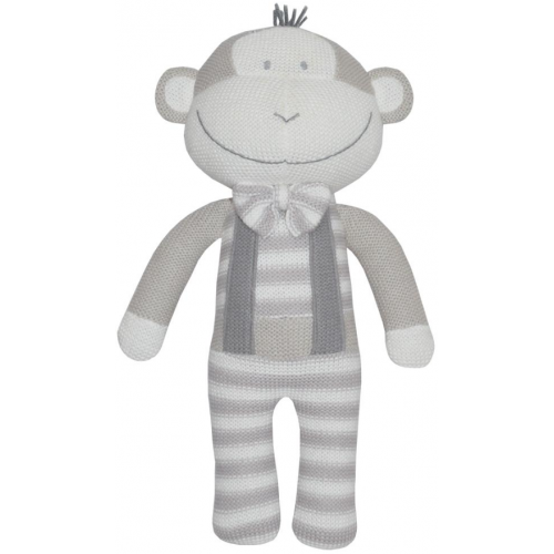 Living Textiles Soft Toy Max the Monkey