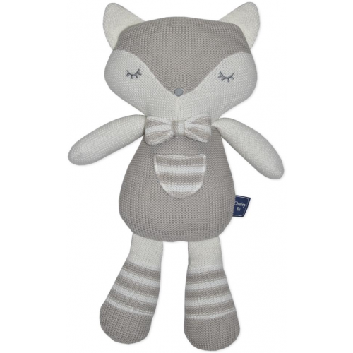 Living Textiles Soft Toy Charlie the Fox