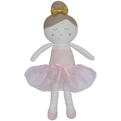 Living Textiles Soft Toy Sophia the Ballerina