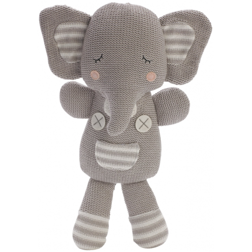 Living Textiles Soft Toy Eli the Elephant