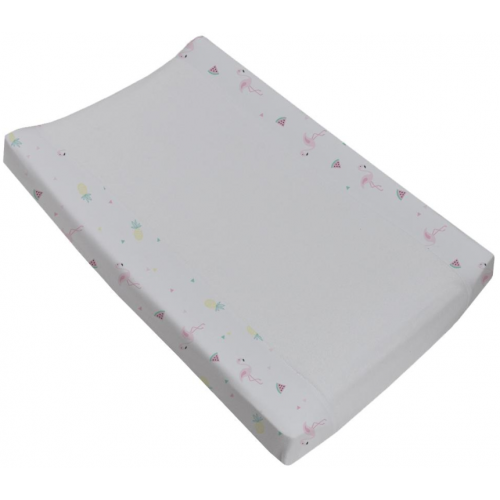 Lolli Living Change Pad Cover Flamingo