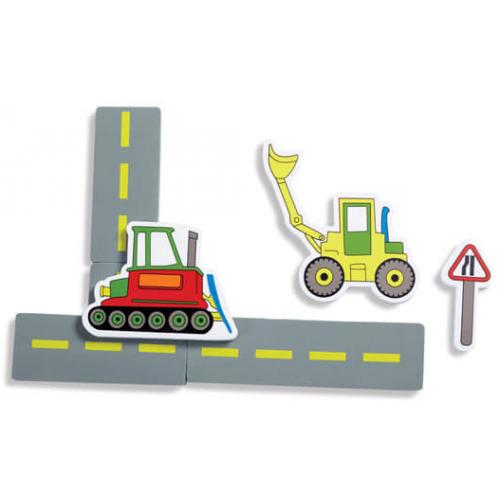Edushape Magic Creation Road Construction