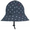 Bedhead Baby Bucket Hat Anchor
