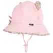 Bedhead Baby Bucket Hat Paisley Trimmed
