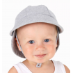 Bedhead Legionnaire Hat Grey Marle