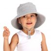 Bedhead Kids Bucket Hat Grey Marle