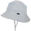 Bedhead Kids Bucket Hat Grey Marle