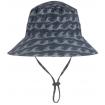 Bedhead Kids Beach Bucket Hat Breaker Slate