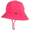 Bedhead Ponytail Bucket Hat Bright Pink