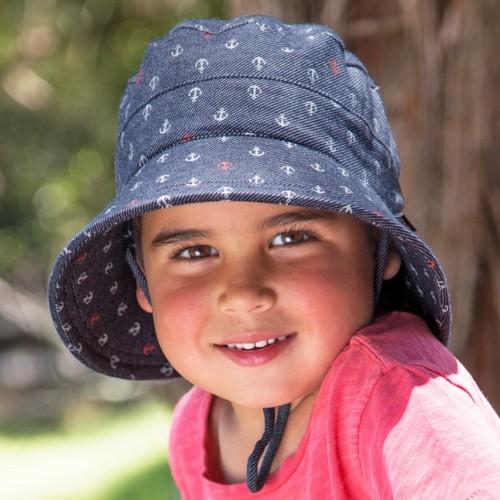 9be94e3b6b6 Bedhead Kids Bucket Hat Anchor