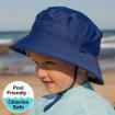 Bedhead Kids Beach Bucket Hat Marine