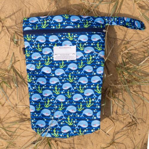 Bedhead Wet Bag Whale