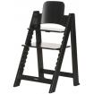Kidsmill Up Highchair Black