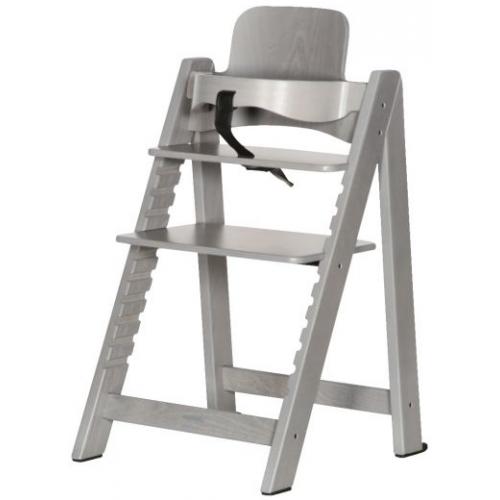 Kidsmill Up Highchair Grey Wash