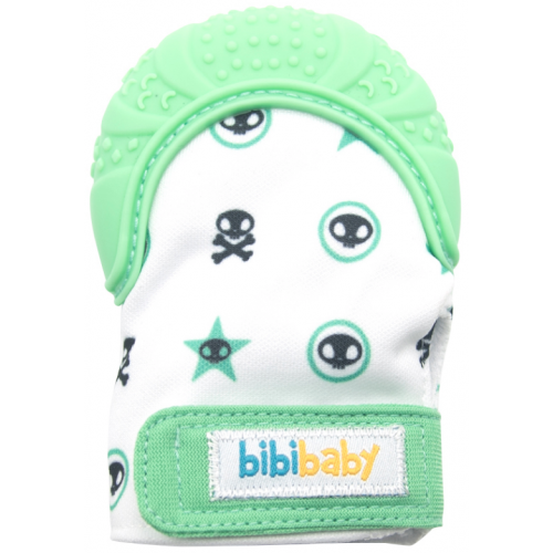 Bibibaby Teething Mitt Mint