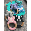 Bibibaby Teething Ring Boxer