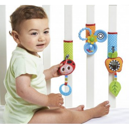 Tiny Love Crib and Stroller Toy Sleeves