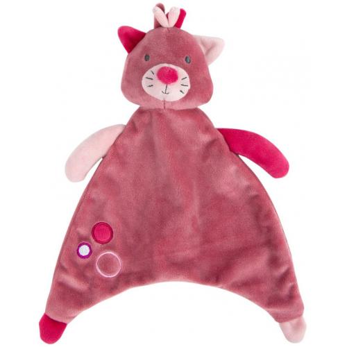 Weegoamigo Lovie Comforter Kitten
