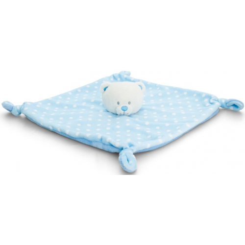 Korimco Baby Bear Blanket Blue
