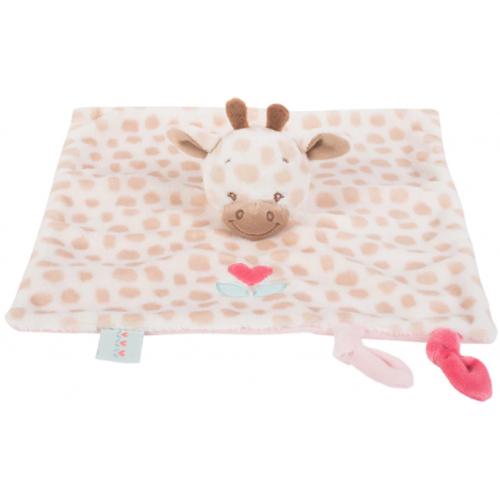 Nattou Comforter Charlotte the Giraffe