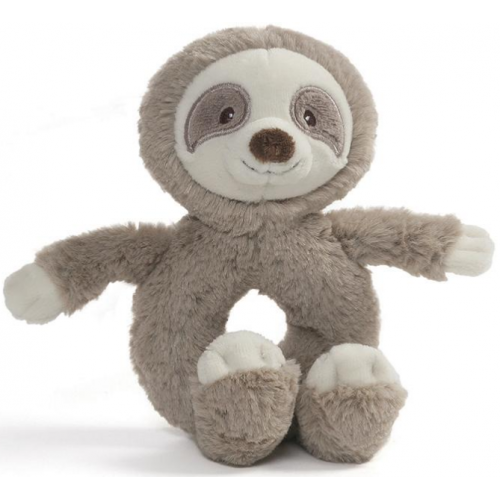 Gund Baby Toothpick Sloth Rattle